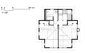 Floor Plans For Guest House by Knight Architect Llc U2013 Lakeside Guest House
