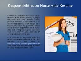 Nursing Aide Resume Sample by Responsibilities On Nurse Aide Resume 4 638 Jpg Cb U003d1354761056