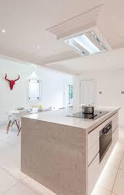 Urban Myth Kitchen - urban life polar white handle less kitchen moderno cucina