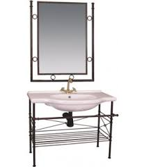 Wrought Iron Bathroom Furniture Catalog Of Vanity Bathroom Furniture In Iron In Your Store