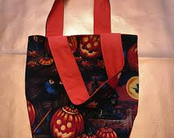 halloween candy bag etsy