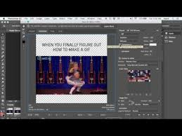 How To Create Meme - how to create a meme with a gif gif meme in photoshop youtube