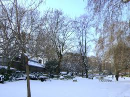 architecture united kingdom st george gardens winter