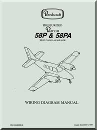 beechcraft 58p wiring diagrams diagrams free wiring diagrams