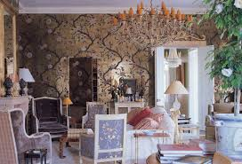 Living Room Ideas Gold Wallpaper Interior Glamorous Gold Living Room Design Ides With Gold