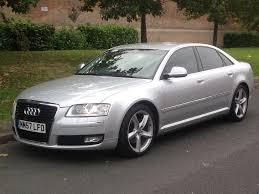 2008 audi a8 3 0 tdi auto sport quattro 4dr lwb saloon diesel f s
