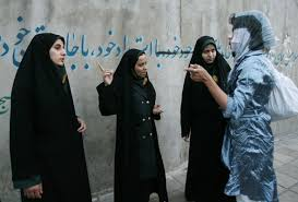 iranian cleric says women dressing in western clothes are u0027causing