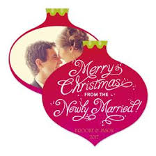 christmas cards for newlyweds invitations by dawn