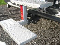 Truck Bed Steps Rv Renovations On A 2000 Lance 810 Truck Camper