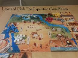 Lewis And Clark Map Lewis And Clark Game Review U2013 Running With Team Hogan