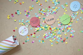 Create Your Own Save The Date Confetti Save The Date Maker Crate