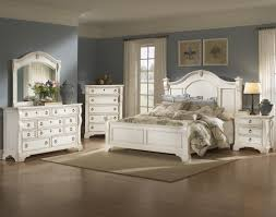 white stained bedroom furniture