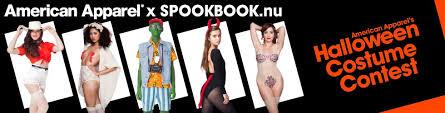 Contest Winning Halloween Costumes American Apparel Spookbook Nu Halloween Costume Contest Lb