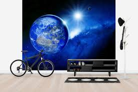 third planet from the sun wall mural photo wallpaper photowall