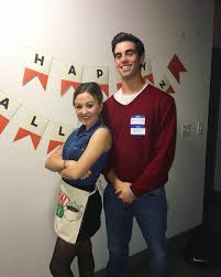 meme halloween costumes ross u0026 rachel from friends halloween costume we never go out of
