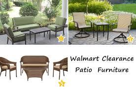 Patio Furniture From Walmart by Best Walmart Patio Furniture Contemporary Interior Design Ideas