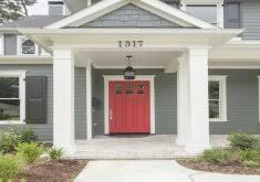 amazing red house door house red door home design