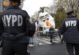 in terror wary nyc security tight for thanksgiving parade the