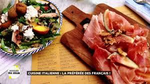 la cuisine italienne dossier du jour cuisine italienne la préférée des français