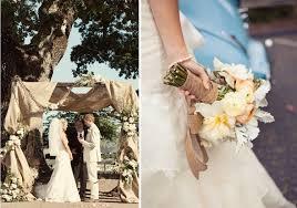 burlap wedding burlap weddings