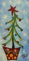 best 25 christmas canvas paintings ideas on pinterest christmas
