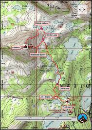 Map Of Northern Utah by Hiking Mount Watson Western Uintas Road Trip Ryan