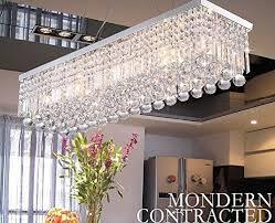 Modern Crystal Chandeliers Modern Crystal Chandelier Amazon Com
