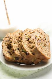 healthy chai spice chocolate chip zucchini bread amy u0027s healthy