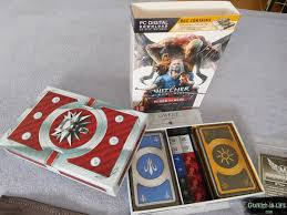 sale gwent set with gwent board for real gwent