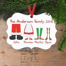 ornaments personalized family ornaments win