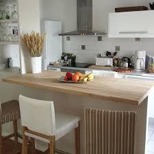 plan de travail cuisine hetre plan de travail cuisine hetre flip design cuisine blanche avec plan