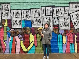 a walking tour of african american history in memphis