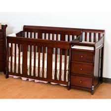 bedroom awesome white baby cache crib with three drawers and peel