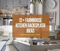 what is the best backsplash for a kitchen 12 stunning farmhouse kitchen backsplash decor designs