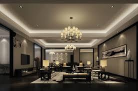 lighting design in drawing room modern floor lamps