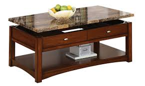 marble top coffee table with storage thesecretconsul com