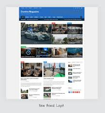 domino magazine u2022 best magazine wordpress theme u2013 wpzoom
