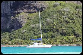Very Beautiful In French Maupiti A Slice Of Paradise And The Last Island We Visit In