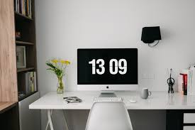 space saving hacks for your new home office home gems home gems