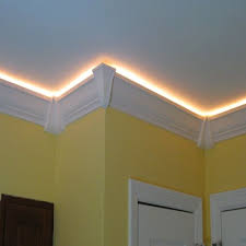Used Ceiling Lights Ceiling Light Molding Can Be Used With Rowlcrown Crown Molding To