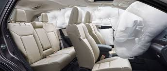 honda accord airbags honda cars safety technology official site