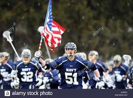 Raiders American Flag Hamilton New York Usa 21st Mar 2015 Navy Midshipmen