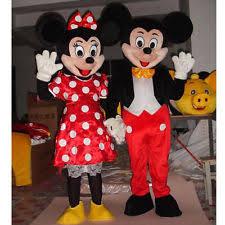 minnie mouse mascot costume ebay