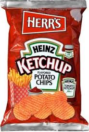 ripples chips herr s heinz ketchup chips food my favorites