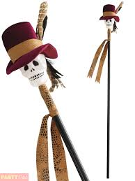 adults voodoo accessories mens ladies witch doctor halloween fancy