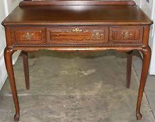 Ladies Secretary Desk Queen Anne Desk Secretary Antique Furniture Ebay