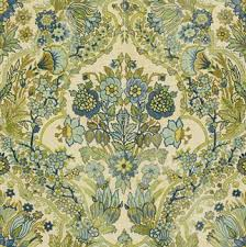 Blue Damask Upholstery Fabric 2013134 513 Tetbury Blue Green By Lee Jofa
