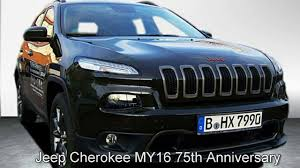 green jeep cherokee jeep cherokee my16 75th anniversary gw266686 recon green