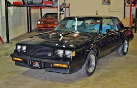 Buick Muscle Cars - 1987 buick gnx 435 of 547 with only 18 miles real muscle