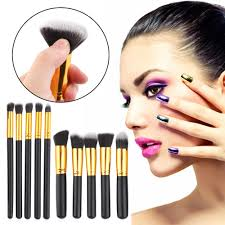 Professional Make Up 10pcs Professional Makeup Brushes Set Beauty Make Up Brush Set